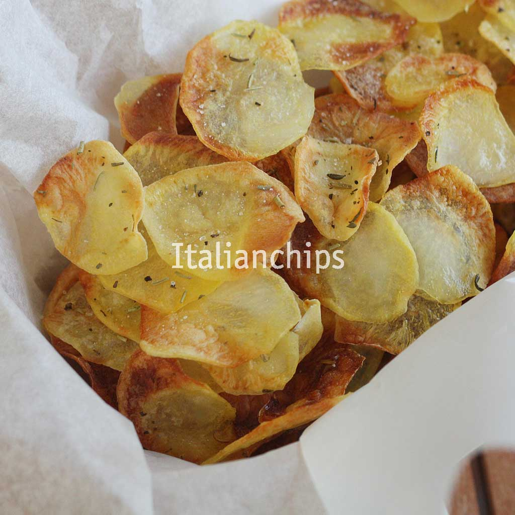 Patatine Chips Leggere Leggere · Italianchips