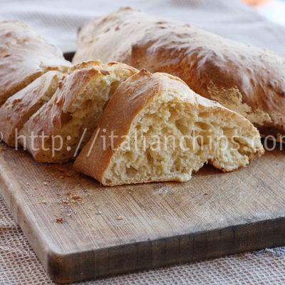 A 2 1/2 hours no knead bread recipe