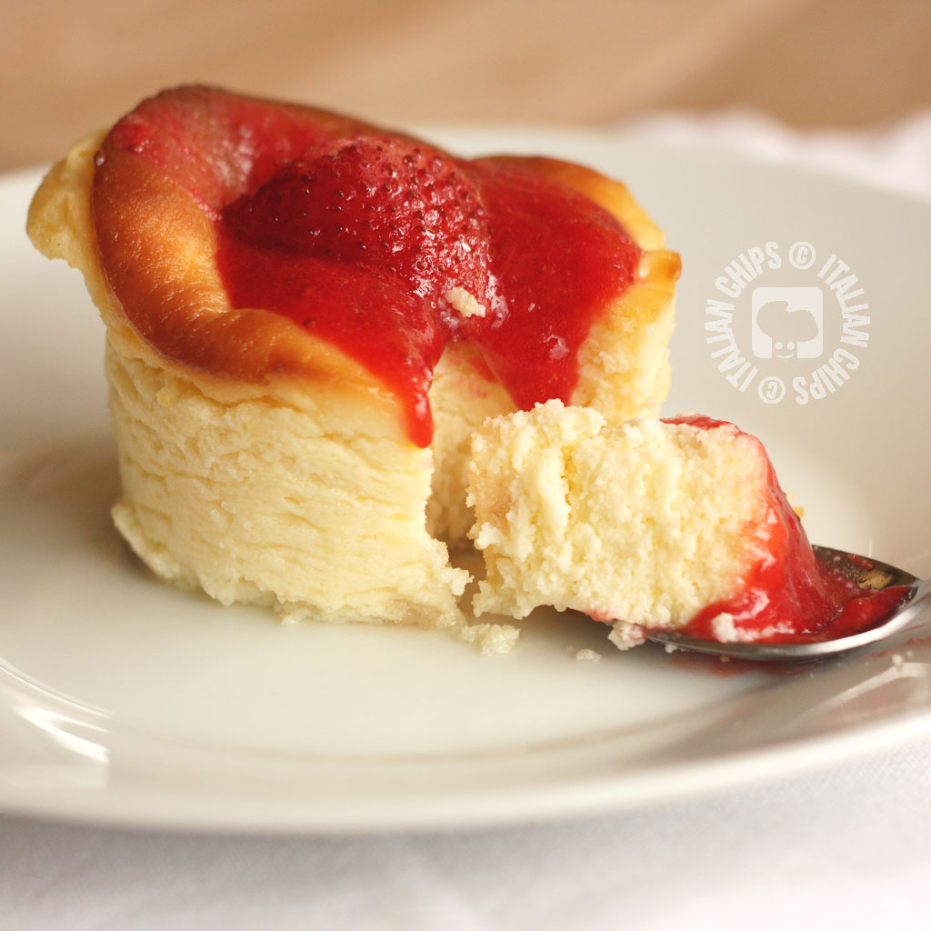 The best ricotta cheesecake for me