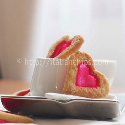 Adorable glass cookie recipe